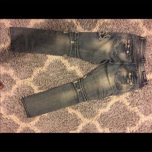 Balmain jeans size 34